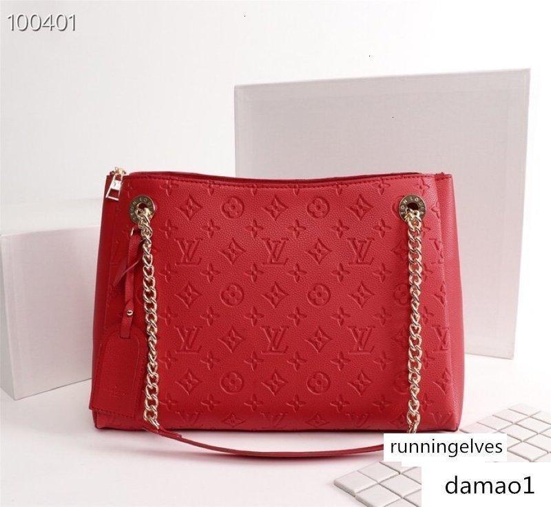 M43758 borse catena di donne designer di lusso borse negozi messenger shopping borsa tracolla tasche Trousse Totes