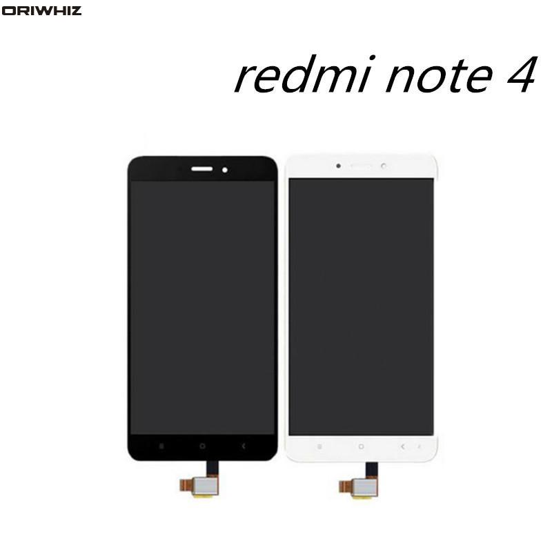 ORIWHIZ For Xiaomi Redmi Note 4 Pro Prime LCD Display+Touch Screen Screen Digitizer Assembly Replacement For note4 Cell Phone
