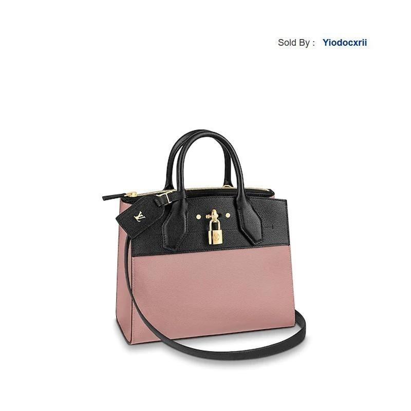 yiodocxrii I44O Handbag City Steamer Pm Leather Shoulder Handbag M51590 Totes Handbags Shoulder Bags Backpacks Wallets Purse