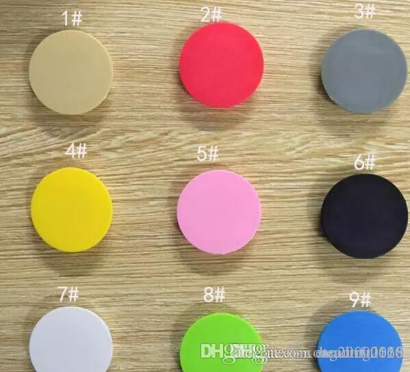 المصنع مباشرة اللون النقي حامل حتى الهاتف المحمول حامل الهاتف الخليوي الجوال العالمي حامل لgoophone X مع OPP حزمة قبل الشحن المجاني
