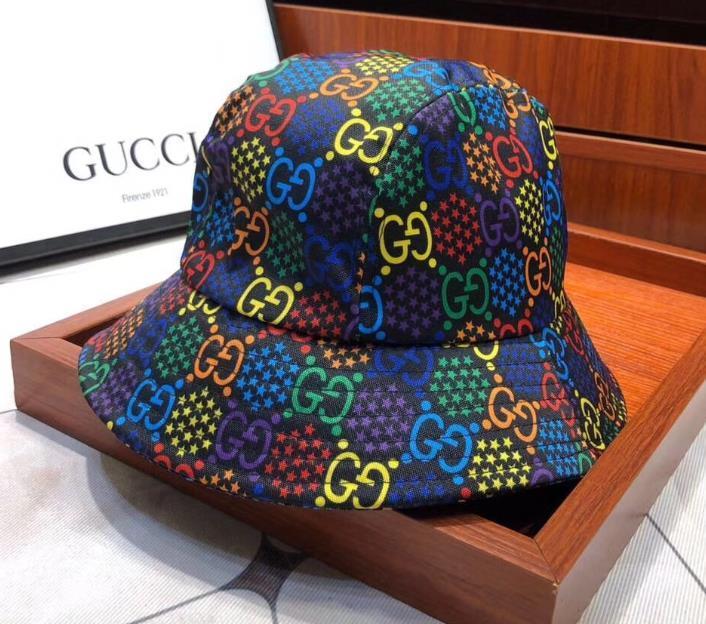 Mode Brief Bucket Hut für Frauen der Männer faltbare schwarze Kappen Fischer Beach Sun Visor Verkauf Folding Man Bowler Cap