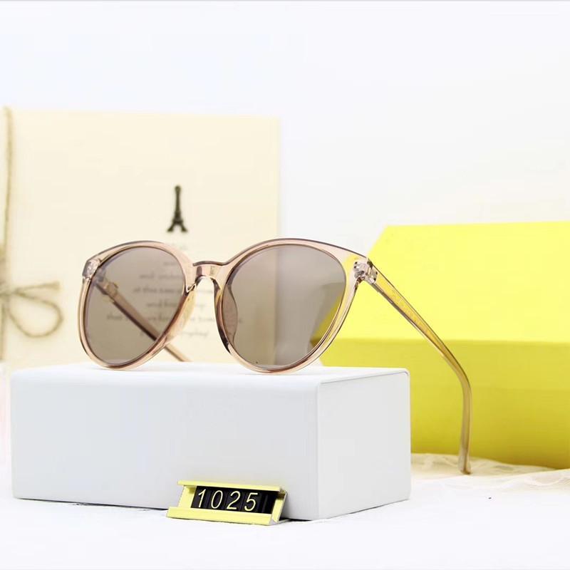 Corea del Sur 2019 nueva ancla red rojo al aire libre pequeña cara Gafas de sol de color rosa personalidad reflexiva gafas de sol polarizadas gafas de sol