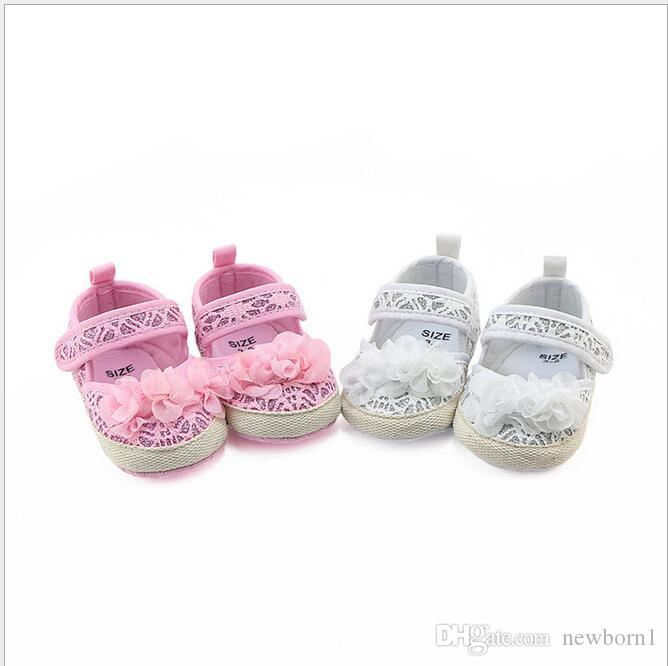 super lovely baby girl bowknot shallow princess shoes hot selling candy colors soft sole anti-slip shoes infant toddler prewalker shoes