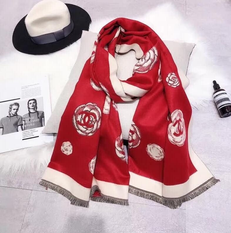 2019 kadın giyim markasının eşarp kamelya desen tasarımcısı eşarp kaşmir atkı boyutu 180x70 cm en kaliteli