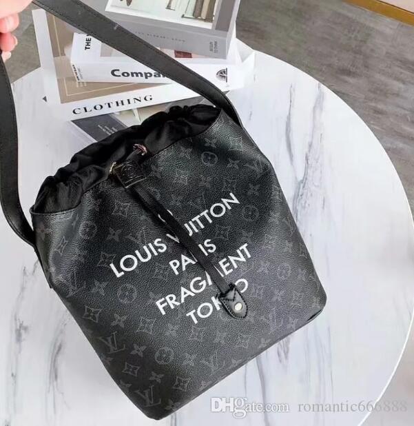 2019 célèbre designer cuir sac à bandoulière sac à main dame fleur imprimer portefeuille crossbody