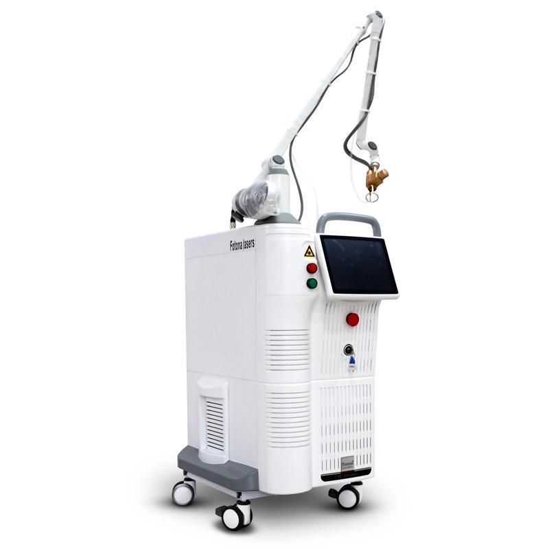 2020 Лучший CO2 лазера кожи Resurface Салон красоты Оборудование Лазерное Вагинальный Лечение рубцов Удаление Омоложение кожи Удаление морщин Anti Aging