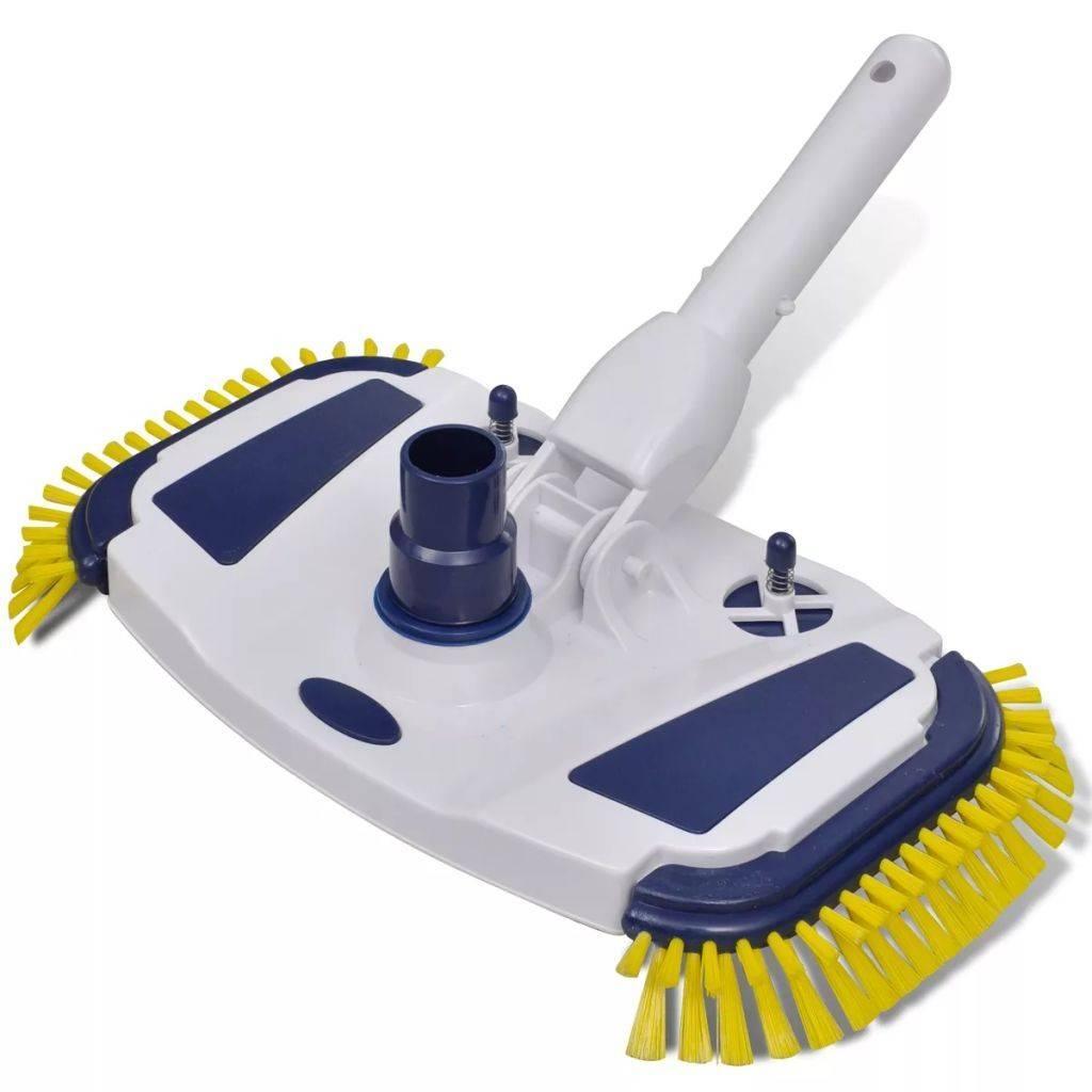 Piscina Vacuum Cleaner Escova Cabeça