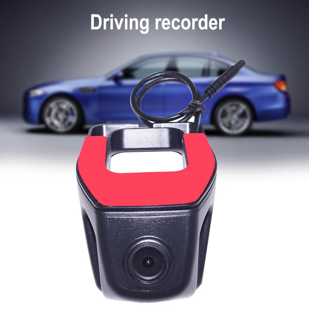 Nueva cámara HD 720P cámara grabadora Driven registrador de la conducción de marcha atrás para Android Auto Monitor de estacionamiento Para Android 4.2 4.4 5.1 6 coche