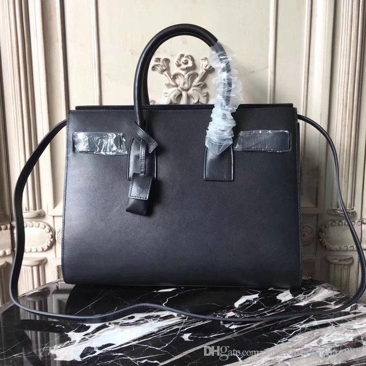 5A calidad bolsas originales hombro de cuero real totalizador de la alta calidad del bolso monedero del diseñador mujeres del bolso del bolso de la manera Ms