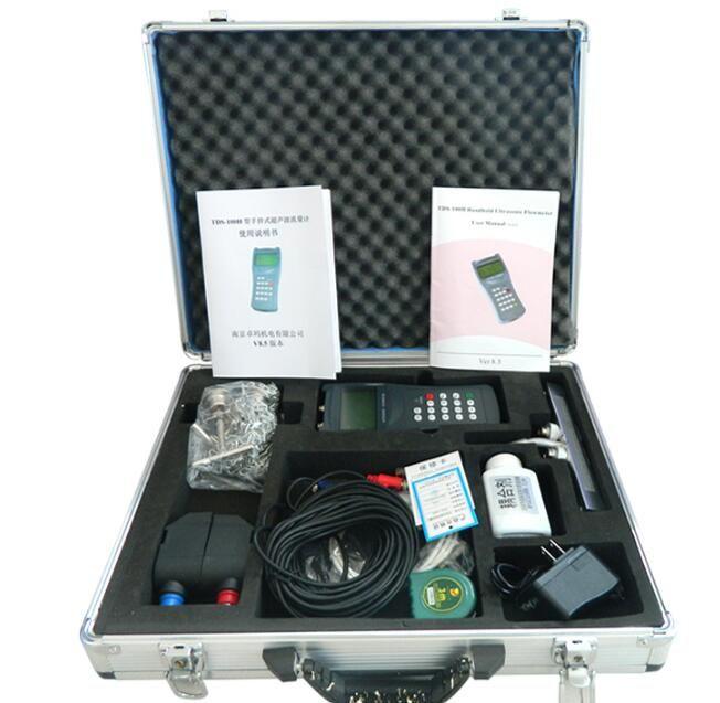 DHL express TDS-100H-HM DN50-700mm Ultrasonic Flow Meter Flowmeter w// Bracket