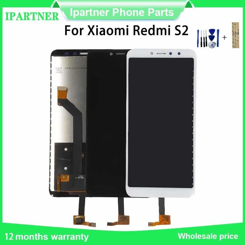"""For Xiaomi Redmi S2 LCD Screen Display Touch Screen Digitizer Assembly Replacement 5.99"""" for Redmi S2 Screen with 3M Sticker"""