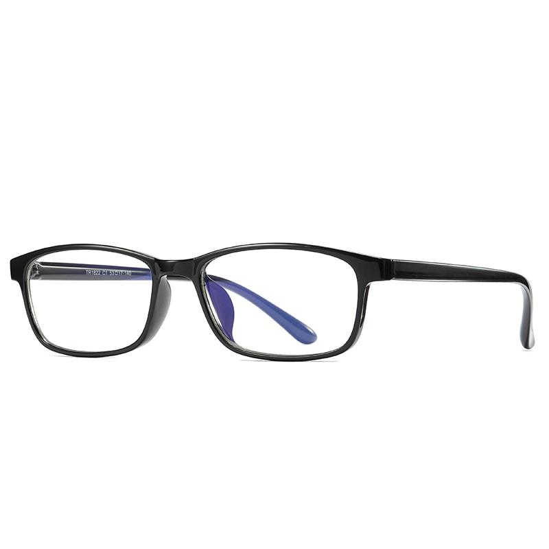 TR90 full frame goggles small frame anti-blue glasses men and women computer TV mobile phone anti-blue goggles anti-radiation glasses