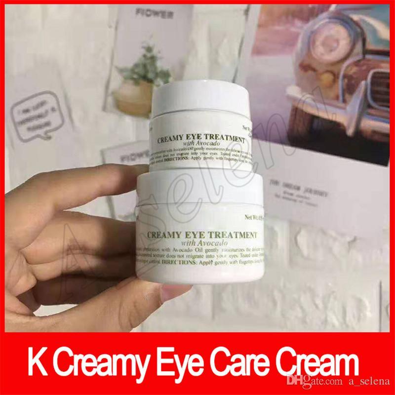 العلاج العناية بالعيون دسم العين مع الأفوكادو والترطيب العميق كريم العين 14G 28G والشحن المجاني