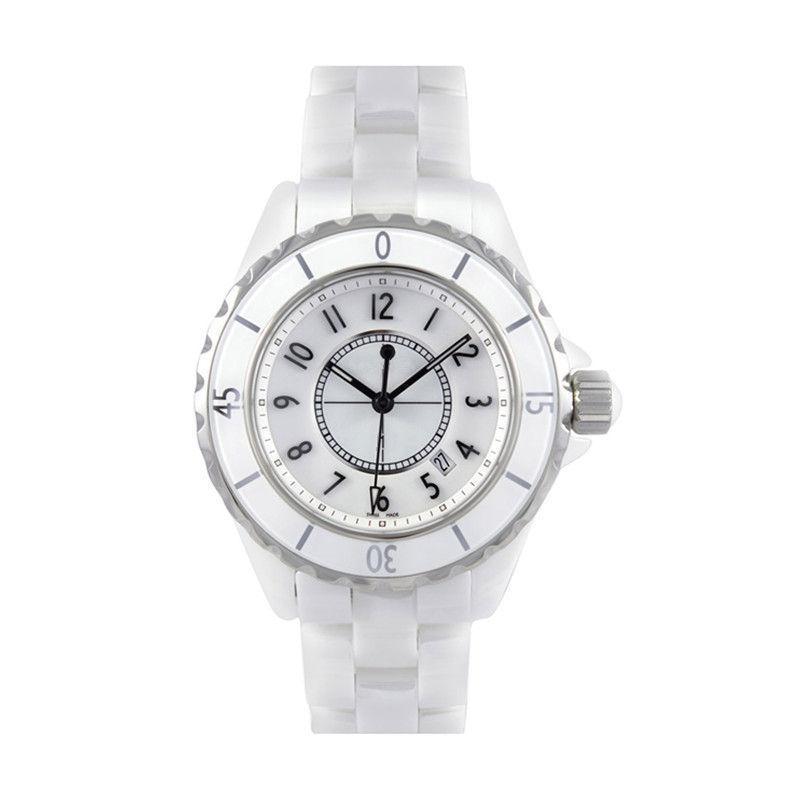 H0968 세라믹 시계 패션 브랜드 33 / 38mm 방수 손목 시계 럭셔리 여성 시계 패션 선물 브랜드 럭셔리 시계 Relogio
