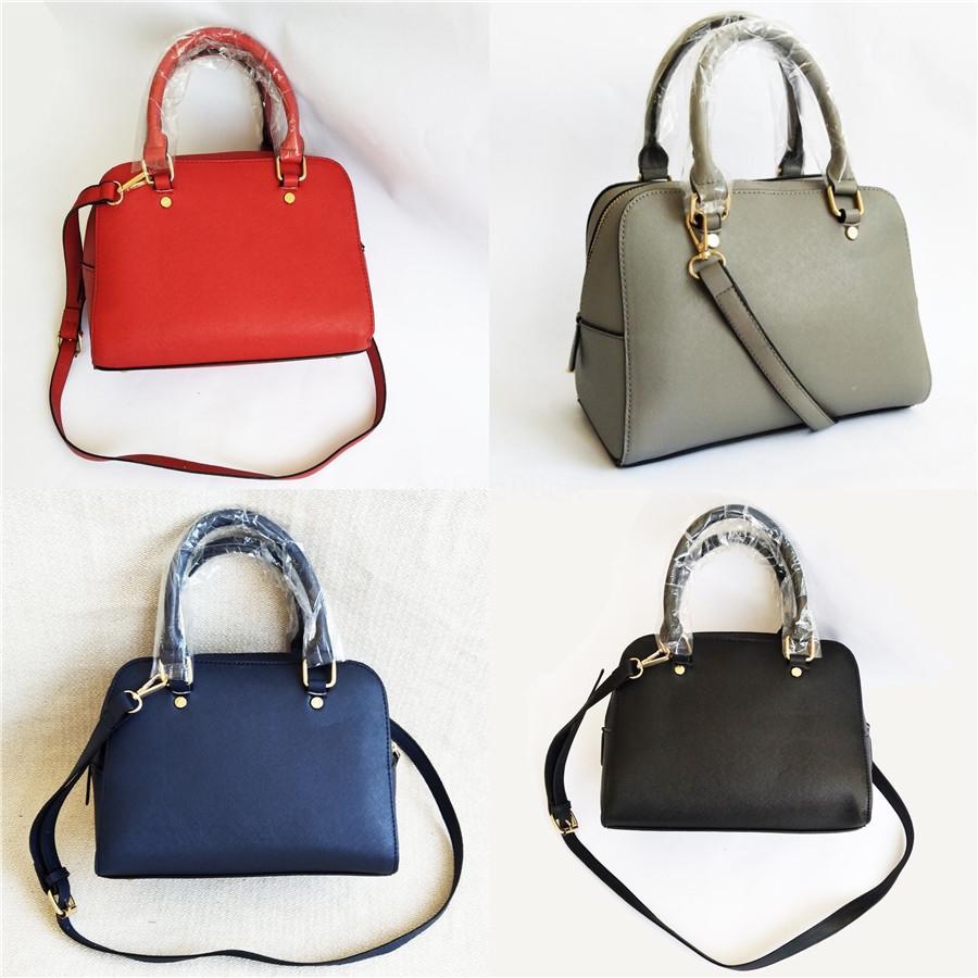 Designer borsa delle donne della Borse di Tela genuina di lusso del cuoio borsa di affari Crossbody Borse del messaggero del Tote Bag Dimensione 35-40-17 # 124