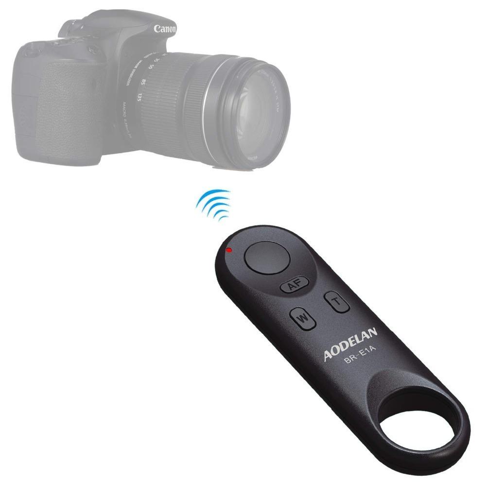 Ir infrarrojo inalámbrico de control Disparador Remoto para Cámara Canon Eos 6D Mark II