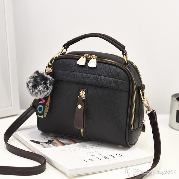 HBP Women's bag 2021 new women's bag fresh trend fashion shoulder Messenger bag