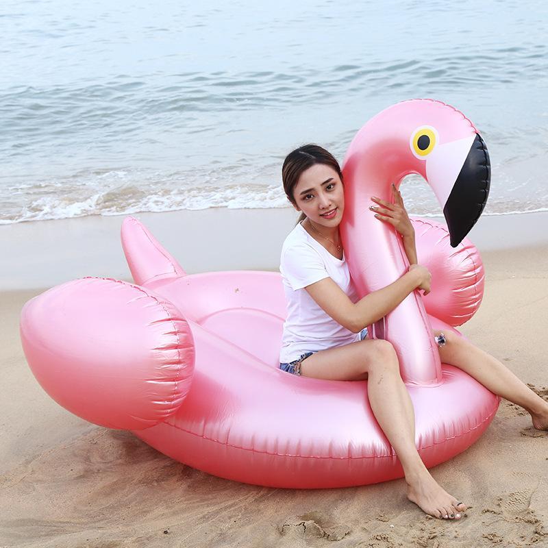 Fontes Summer Beach inflável Flamingo Piscina Toy Atacado Suporte de Preço flutuante Frete Grátis Floating Mats Piscina