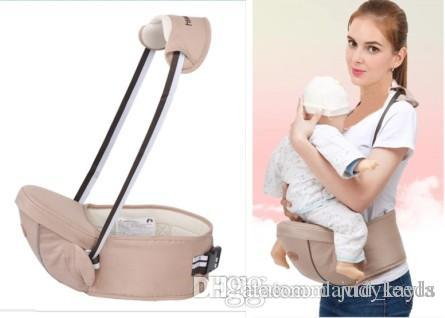2017 New Design Infant Toddler Ergonomic Baby Carrier With Hipseat For Baby Infant Toddler Kids 0-36M