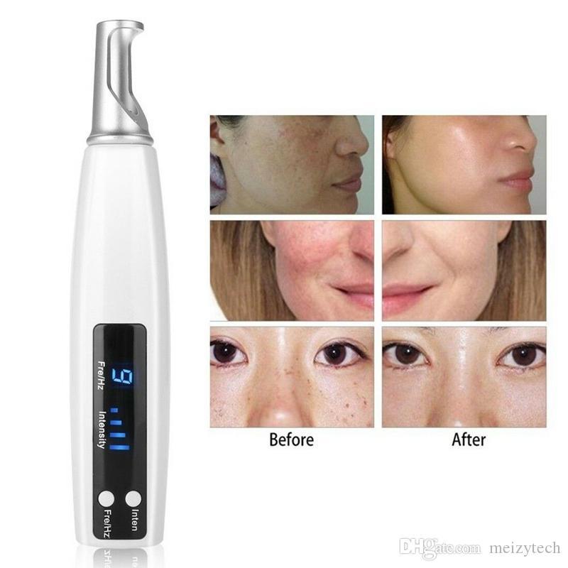 Nouvelle Version Portable Rechargeable Laser Enlèvement De Tatouage Picosecond Stylo Cicatrice Tache Pigment Thérapie Anti-Vieillissement Peau Beauté Maison Salon Utilisation