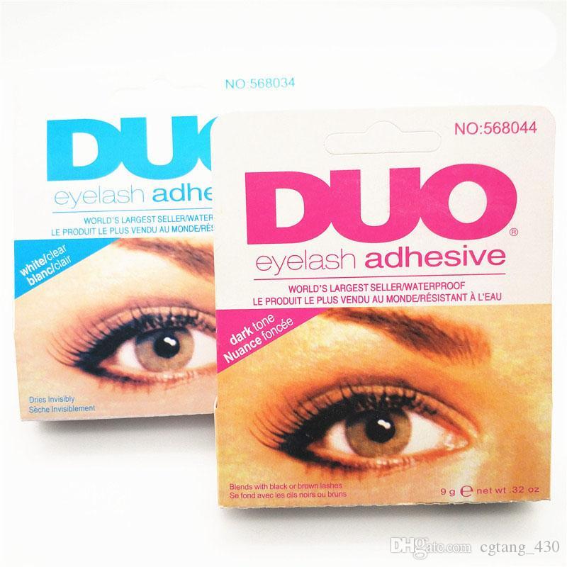 DUO Eyelash Adhesive 9g 32oz Eye Lash Glue Makeup Adhesive ...