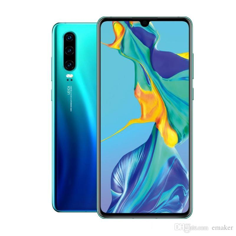 Goophone P30 Pro 6.5inch Android 9.0 fake 4G Lte 8MP Camera GPS Wifi fingerprint Unlocked Smart Phone