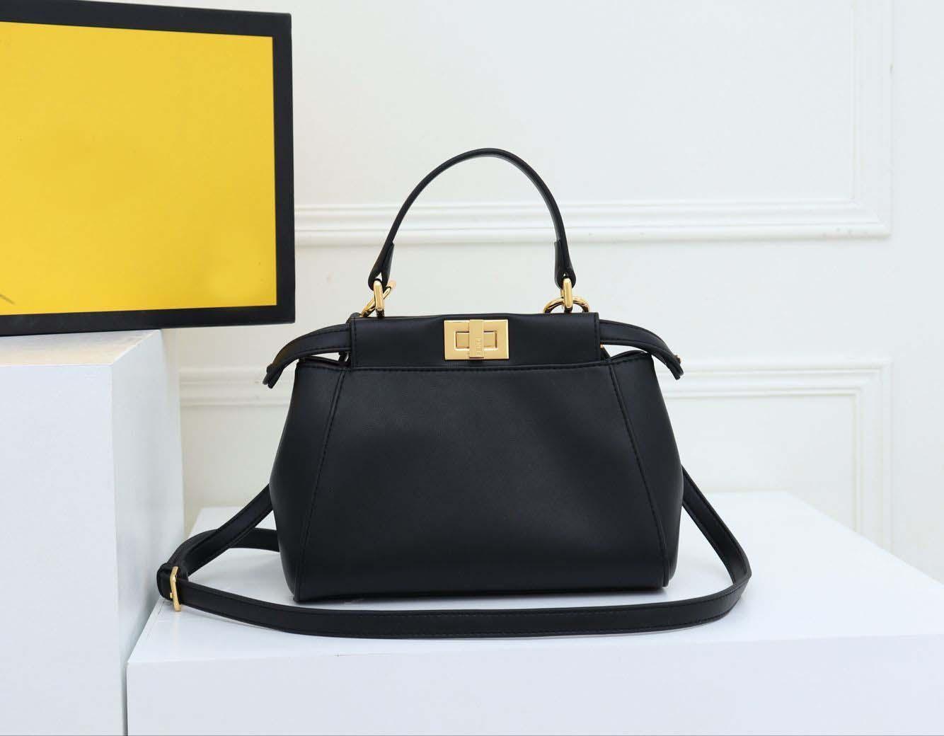 heiße Handtaschendame Schultertasche Tote Umhängetasche Original-Hardware Damen Luxusbeutel freies Verschiffen