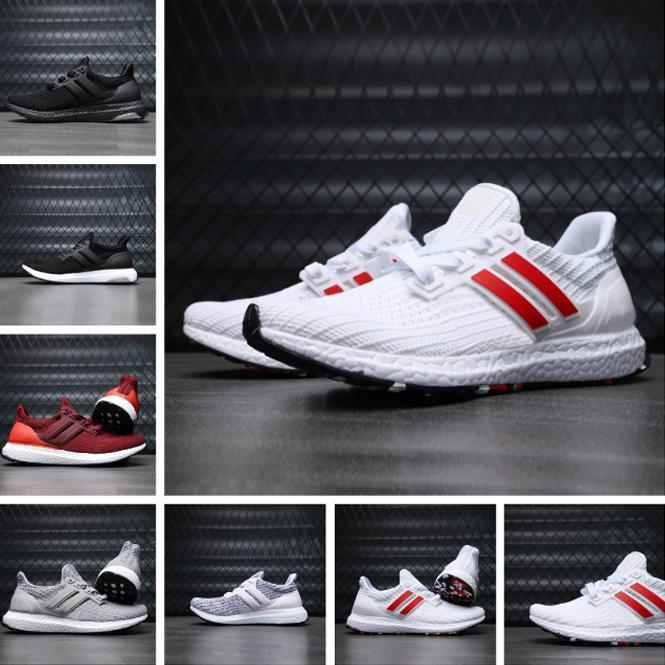 Ultra 3.0 ayakkabı tasarımcısı Gerçek bot Üçlü Beyaz Siyah Oreo Gizem Gri LTD Çok renkli Çekirdek Siyah Erkek Kadın ultra Yakınlaştırma ayakkabı