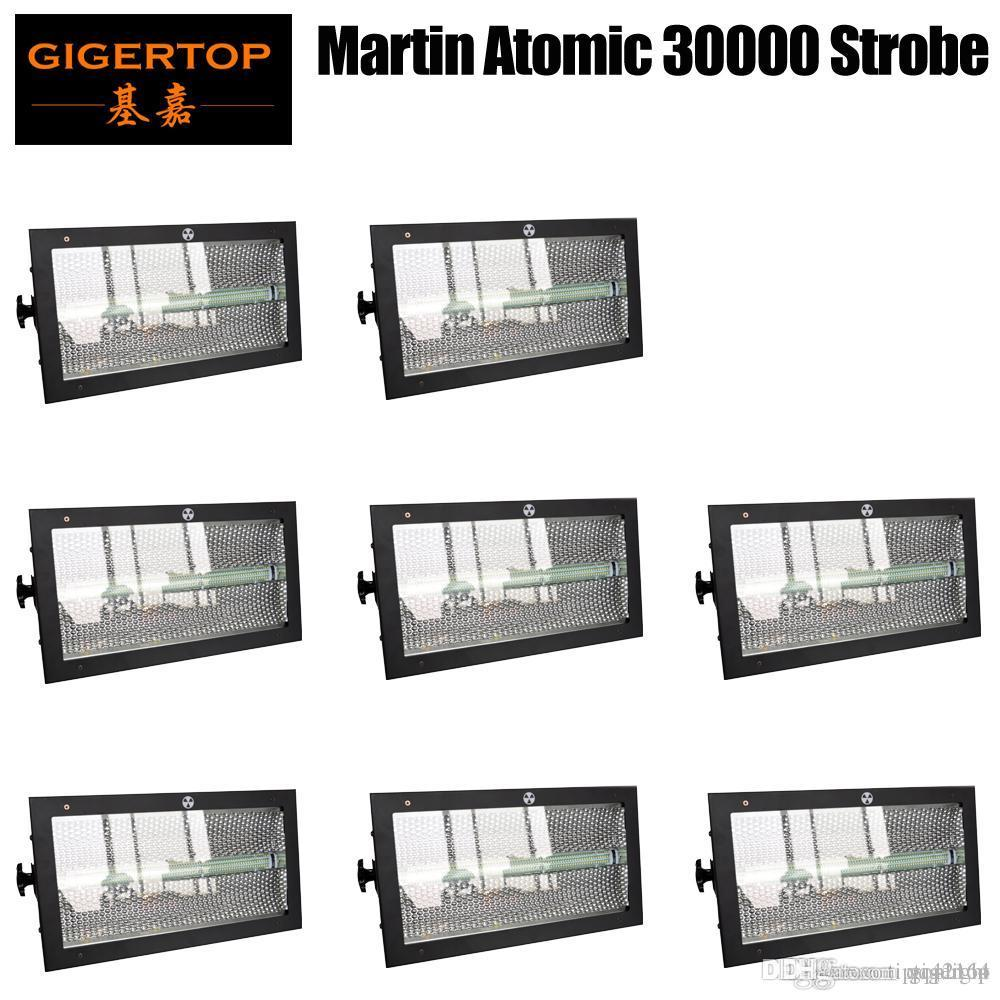 LED bianchi TIPTOP 8 disponibilità Martin Atomic 30000 Strobe 228x3W Effect (Strobe) 64x 0.2W RGB LED (retroilluminazione) gamma ad alta potenza Waterflow