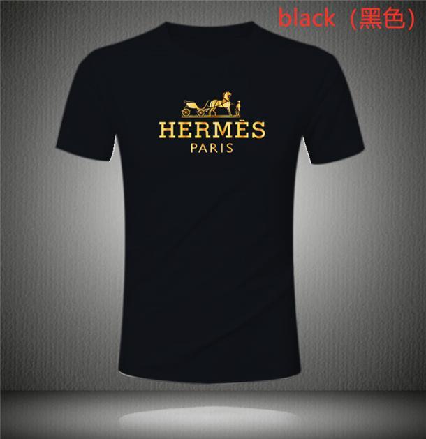 mens designer de nadar calções Hermès T shirt de alta qualidade Homens Mulheres Casais Casual manga curta Mens em torno do pescoço T