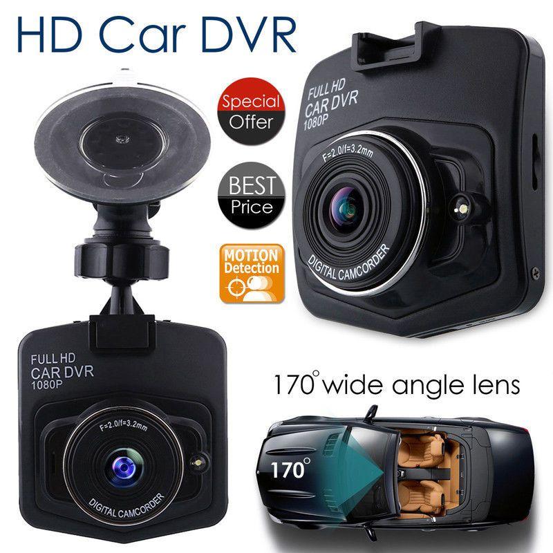كامل 1080P GT300 HD سيارة DVR مركبة كاميرا فيديو مسجل داش كاميرا للرؤية الليلية