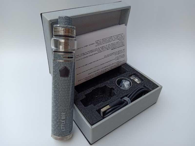 e sigaretta vape Kit iniziale di penna per vaporizzatore ape piccola XOVAPOR 120W 510 kit di vaporizzatore in stock
