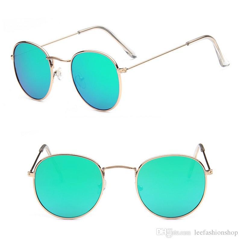 Marco Soval gafas de sol completo Mujeres Hombres 2019 gafas de sol retro colorido transparente Rectángulo Gafas de sol femenino del color del caramelo Eyewears 3447
