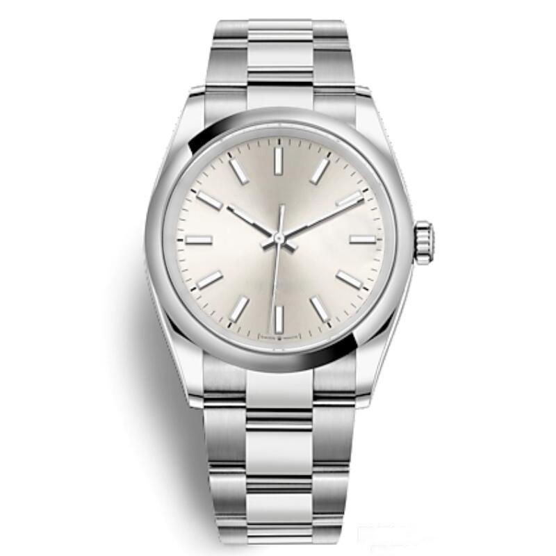 venda quente Relógios Mens mecânico automático relógio de pulso Fecho Presidente No Calendário Relógios 5 cores relógio de pulso Men Partido frete grátis