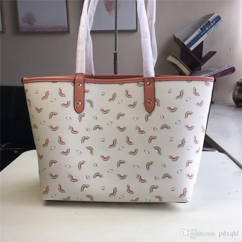 Kadınlar lüks tasarımcı kılıf çanta kadın çanta omuz çantaları hakiki deri büyük kapasiteli alışveriş torbaları ücretsiz epacket gönderim