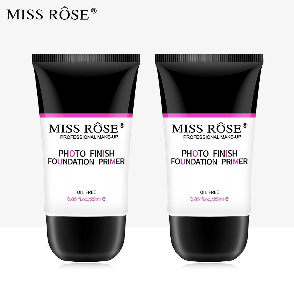 MISS ROSE 아이 얼굴 화장품 튜브 팩 보습 프라이머 보이지 않는 모공 격리 메이크업 프라이머