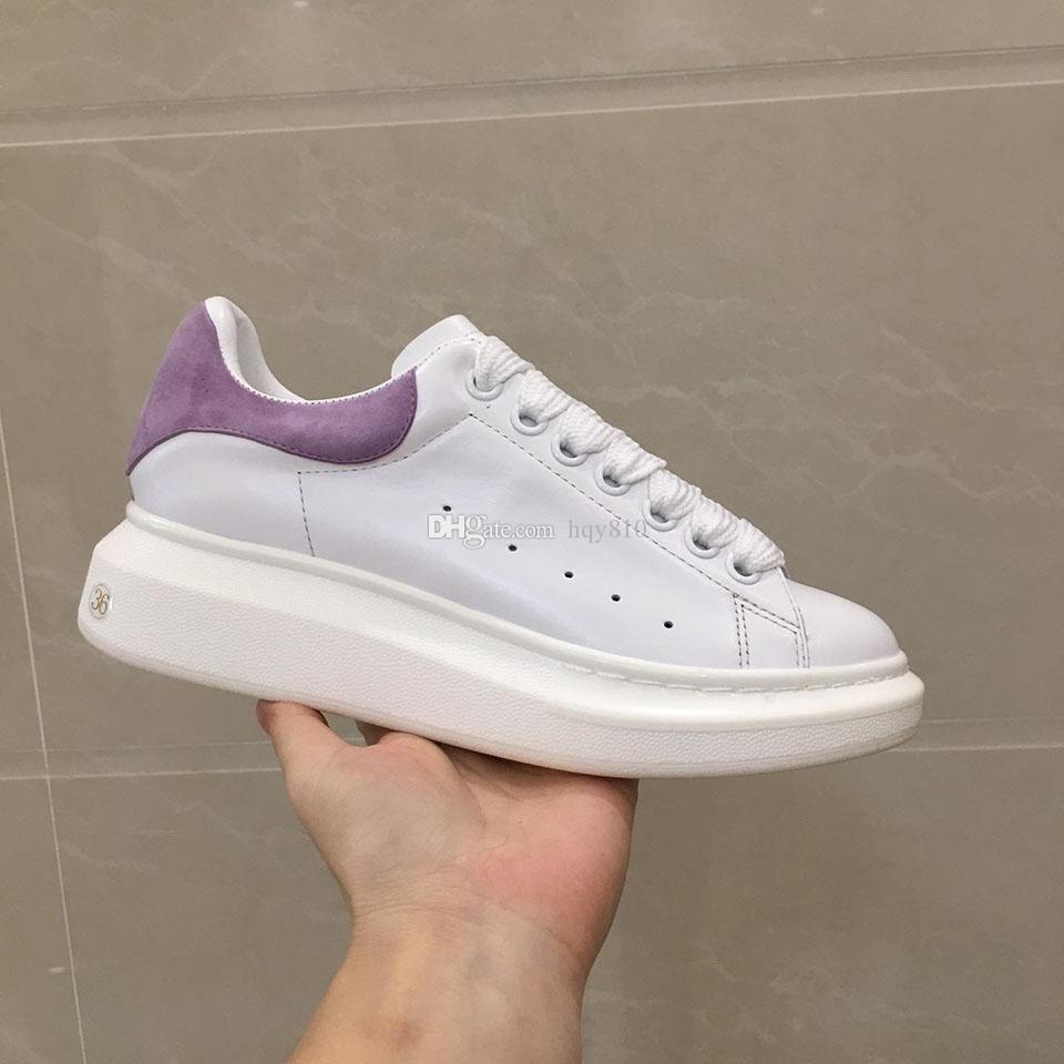 женщина мужская дизайнерская обувь Роскошные дизайнерские кроссовки натуральная кожа мода роскошные дизайнерские женские туфли модель RZ121703