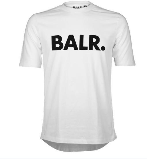 2020 di un top BALR balr t-shirt 100% cotone abbigliamento sportivo di calcio di calcio camicie palestra BALR marchio malewomale