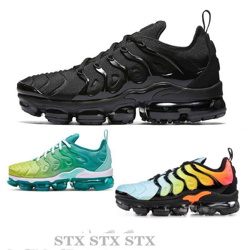 Venda barato TN Além disso Jogo Real laranja tangerina Grape Volt Hiper Violet formadores Sports Sneaker Mens mulheres Designer Casual Shoes Tn C58