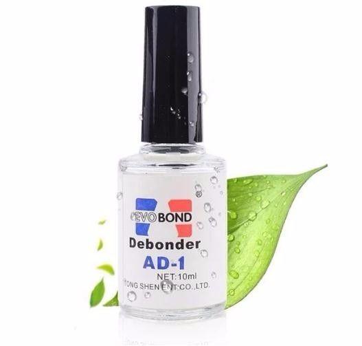 10ml Liquid Degreaser For False Nails/uv Gel /polish/sticker/decorations Fast Remove Manicure Nail Art Accessory