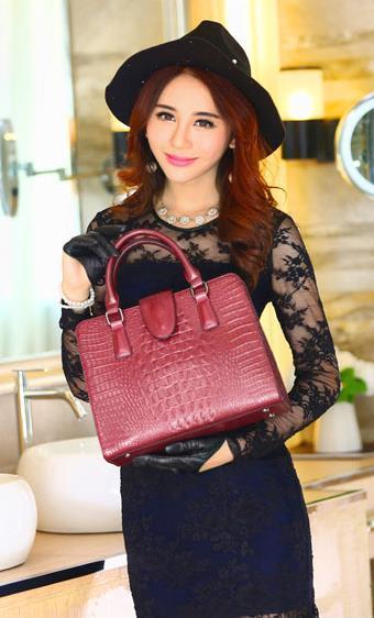 2019 sacs à main designer de luxe sacs à main motif sac en cuir véritable dames crocodile femmes sacs messenger sacs à main des femmes célèbre designer de la marque
