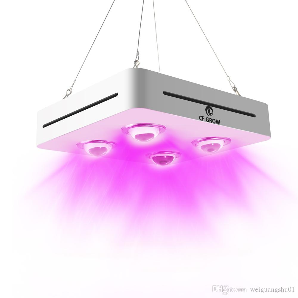 600W COB LED Grow Light Full Spectrum for Indoor Hydroponic Greenhouse Plant All Stage Growth Replace UFO Growing Lamp