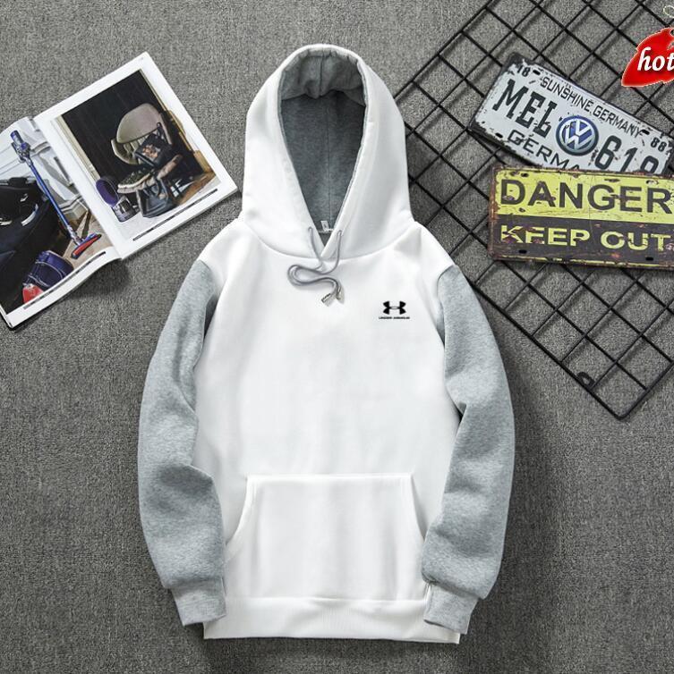 Diseñador de los hombres con capucha suéter para hombre sudaderas Sweatershirt lujo Movimientos ropa fina Manga larga jóvenes Marca Streetwear BF2I FU6L JSB0