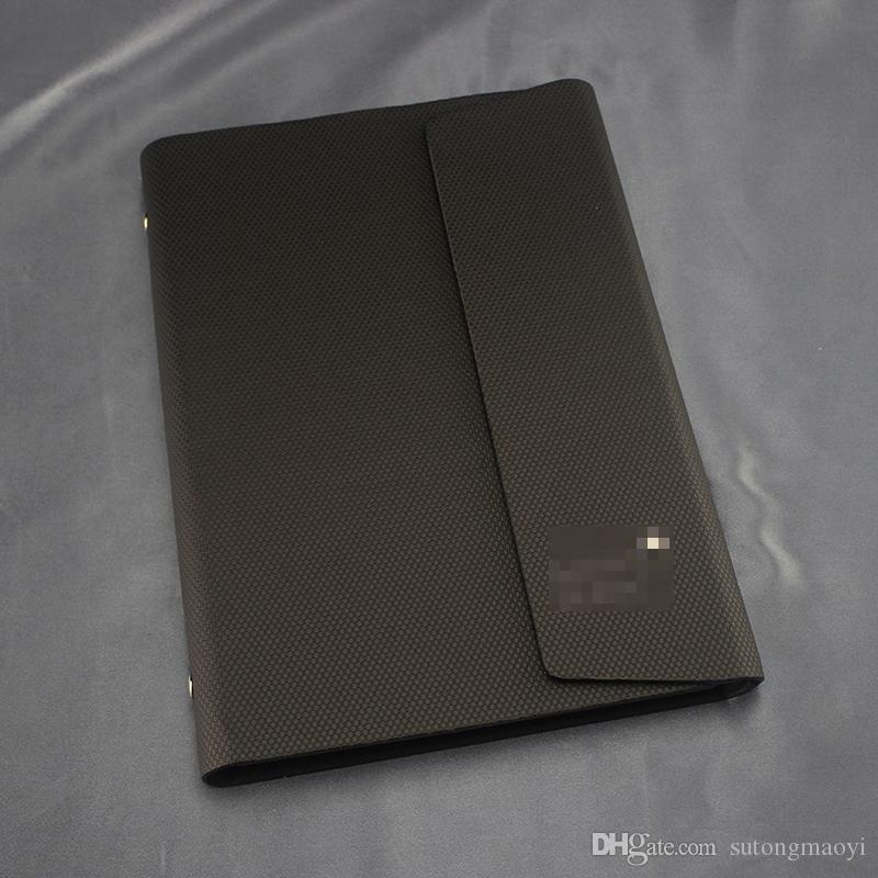 Man Magnetische Notizblöcke Tagebuch Hardcover Notebook Handgemachte Personal Diary Stationery Products Bürobedarf