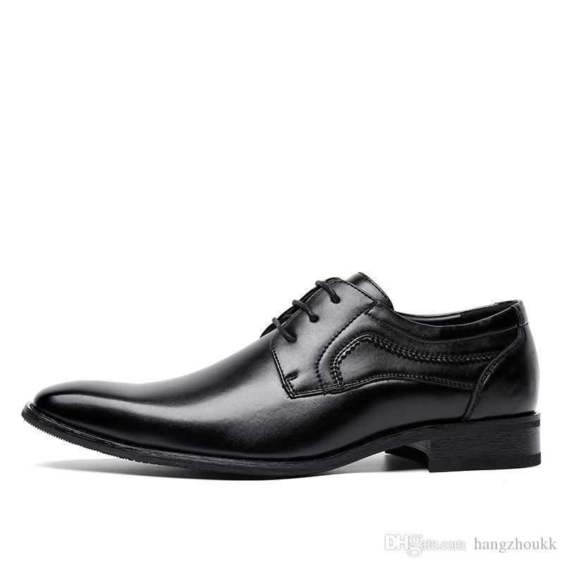 2019 Сделано в Китае Двойной ремень Monk Slip на Loafer Кожа Бизнес Валентина обувь для мужчин