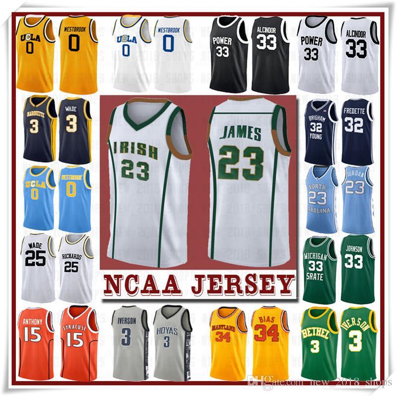 Ncca jersey kawhi leonard james iverson homens 23 lebron durant 13 endurecer curry stephen faculdade basquete jerseys russell westbrook men2