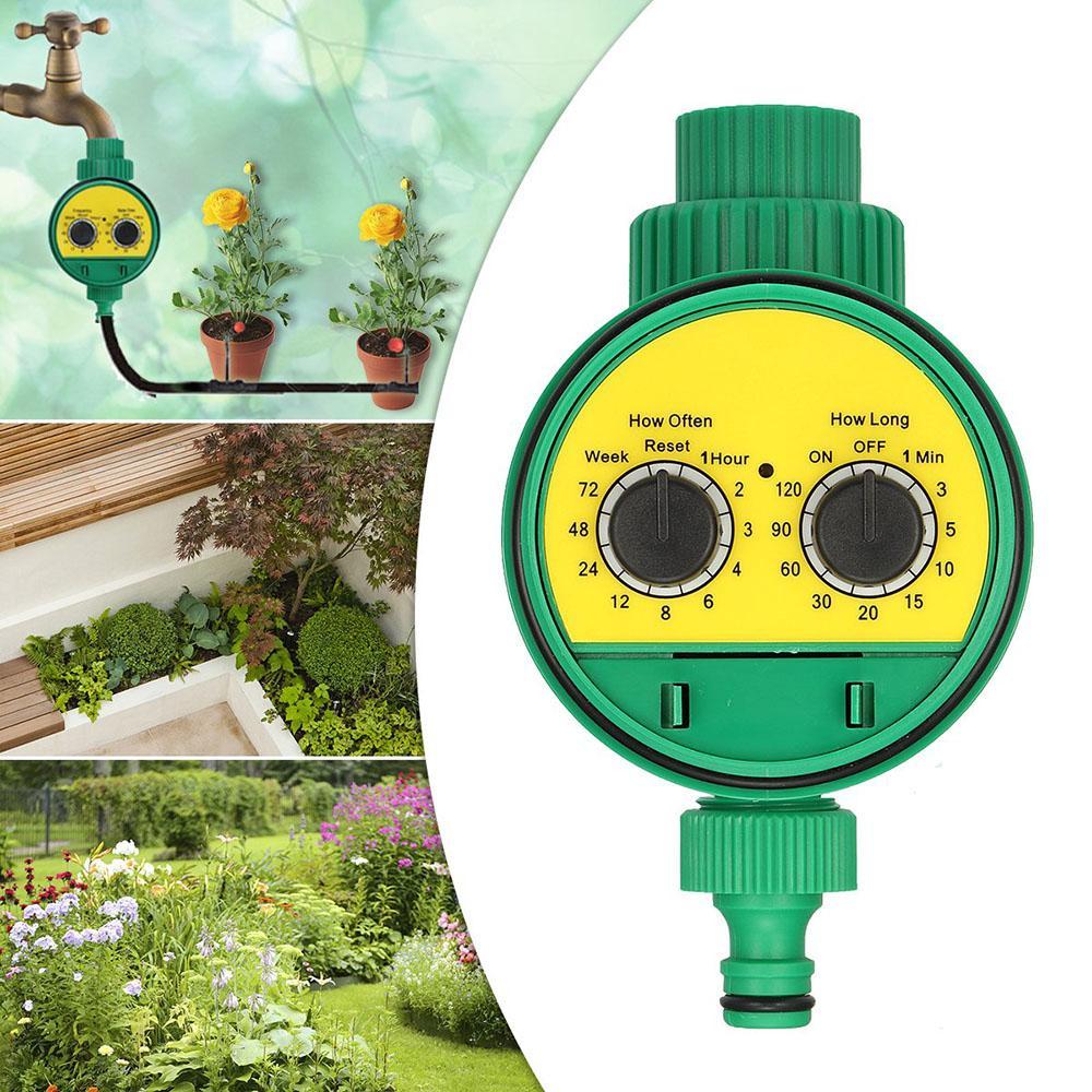 Garden Watering Equipments Timer Automatic Electronic Water Timer Home Garden Irrigation Timer Controller System irrigator Controller Program Equipment