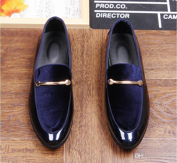 2019 erkek lüks tasarımcı İngiliz kadife Şövalye oxfords ayakkabı Buluşması adam düğün ayakkabı mezuniyet ayakkabı adam BMM150