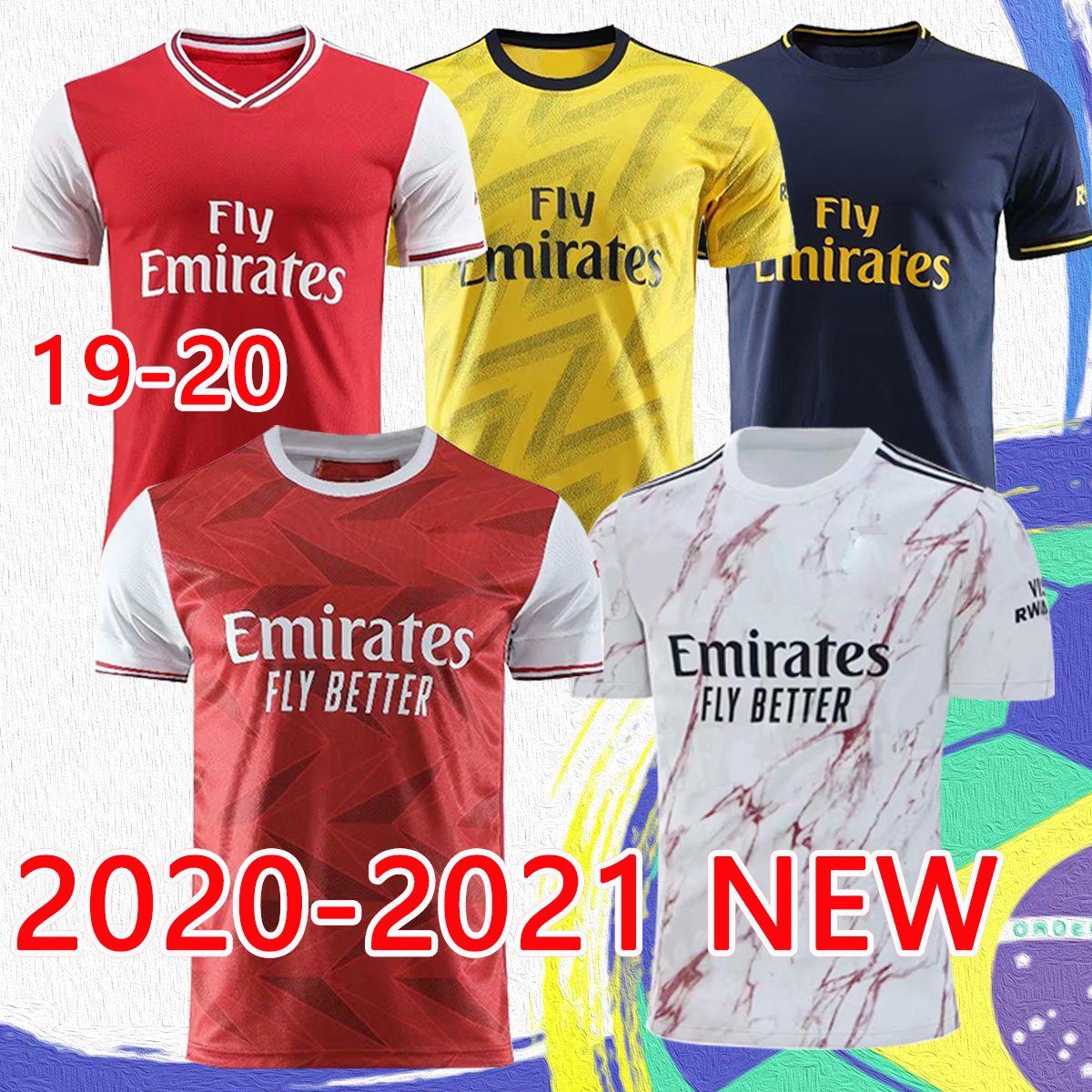 Yeni 20/21 Tay versiyonu futbol forması futbol forması 19/20 / 21 üniformalar şampiyon Maglia da calcio