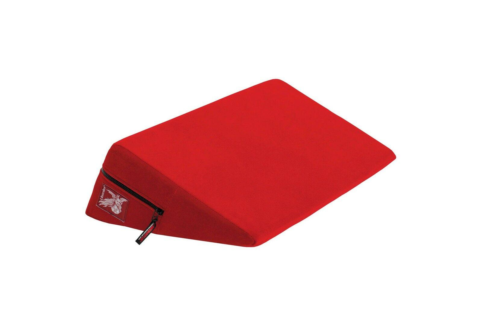 Liberator Wedge íntimo Posicionamiento Almohada - Red de microfibra